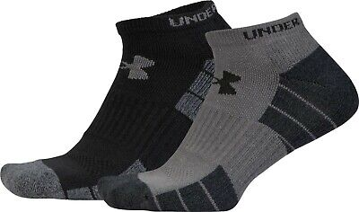 Lot 3 new 2 pack UA under armour golf elevated no show socks L  (6 pair total)