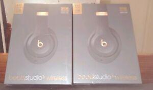Beats by Dre studio 3 wireless skyline collection shadow gray