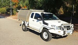 2008 Toyota Hilux Ute Latham Belconnen Area Preview