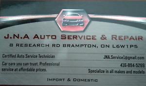 License Mechanic At Affordable Price In Brampton