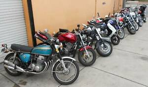 SA'S MOST UNIQUE AND WIDEST RANGE OF USED MOTORCYCLES AND CARS Hendon Charles Sturt Area Preview