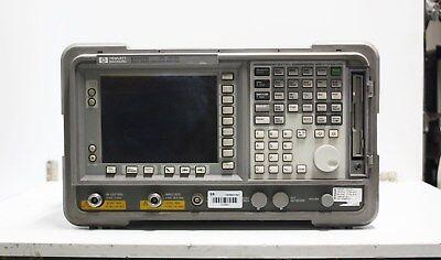 Keysightagilenthp Spectrum Analyzer E4407b With Tracking Generator