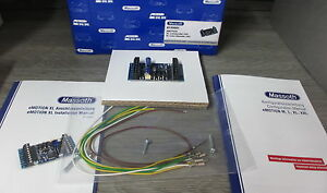 Massoth _ eMOTION XL Lokdecoder Digital-Decoder _ 4 Ampere  ( LGB )