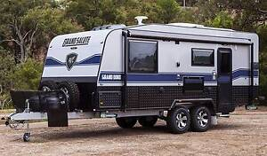 New Caravan - Grand Salute Grand Duke - 20' Semi Off Road Somerton Hume Area Preview