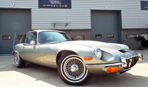 Jaguar E-Type by UK Sports & Prestige, Knaresborough, North Yorkshire