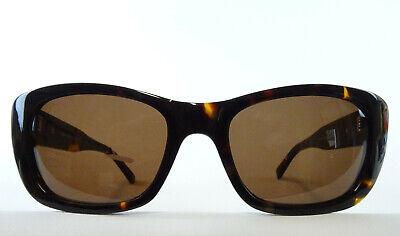 Ladies Brands Sunglasses in Brown Horn-Look for Large Face Tinted Size (Sunglasses For Large Faces)