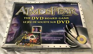 Atmosfear The DVD Board Game 2003