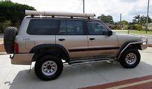 Nissan Patrol GU 4.2T ST wagon Rockingham Rockingham Area Preview