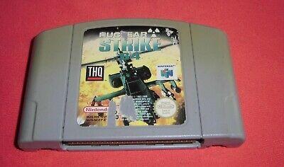 Nintendo 64 Nuclear Strike 64 [PAL] N64 Super *JRF