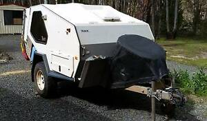 Tvan camper trailer Gordon Moorabool Area Preview