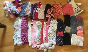 Baby Girls' Spring/Summer Clothes 3-6 mos