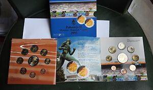 COFFRET OFFICIEL BU FINLANDE 2005 9 pièces Finnland Finlandia - France - Pays: Finlande - France