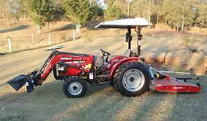 2014 Case-IH Farmall 35B Barellan Point Ipswich City Preview