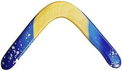 "The ""Throwback"" Boomerang - Genuine handmade wooden returning beginner boomerang"