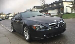 2004 BMW 6 series  645ci
