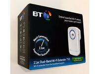 Powerful BT Broadband Extender (BT 750)