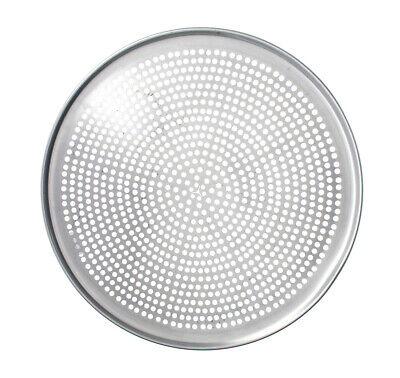 Browne Foodservice 575356 16 Perforated Pizza Pan Aluminum