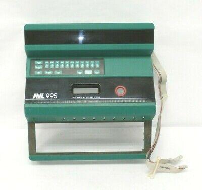 Avl 995 Automatic Blood Gas Analyzer Front Cover Hinge Display Keypad
