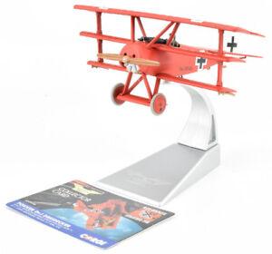 Corgi Red Barron Fokker DR.1 Dreidecker Triplane 1:48 Die-Cast Airplane AA38308
