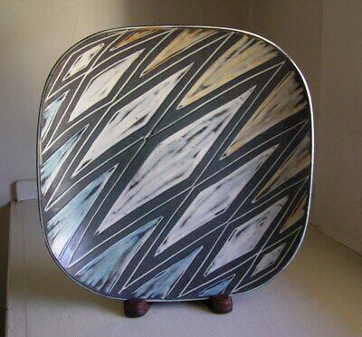 E&J Eva Johannes Andersen Danmark Studio Pottery Bowl MCM Modernist Denmark