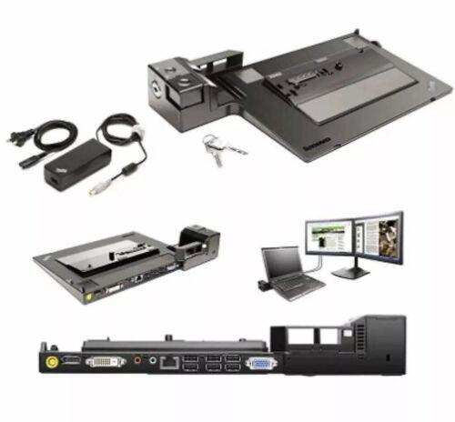 Lenovo 433710U ThinkPad Mini Dock Series 3 - USB Audio/Video