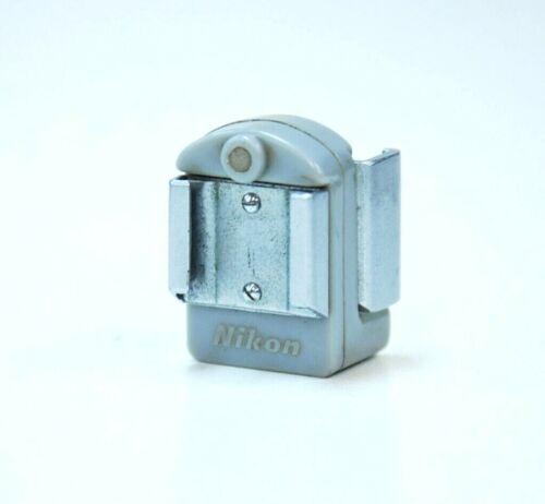 Genuine Nikon Cold Shoe Adapter for F Photomic Tn Camera Flash Coupler