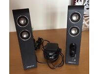 Creative Speakers Desktop Speakers