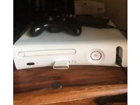 xbox 360 with kinect(NOT PICTURED), 35 games(SEE PICS) , controller & 110+gb storage
