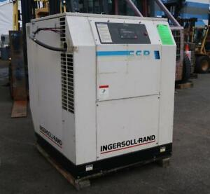 INGERSOLL RAND 163 Cfm Rotary Screw Air Compressor