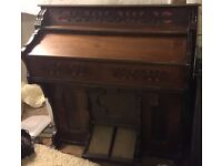 Harmonium free to person willing to collect.