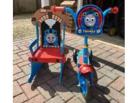 Thomas The Tank Chair and Scooter