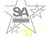 Staunton Stars Buddy: 1 to 1 support for young volunteers based at Staunton Country Park, Havant