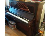 Piano for sale buyer to collect