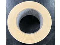 New heavy duty double sided vinyl tape 25 Lin meter roll