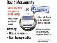 Dave's Van