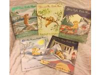 Selection of children's books by Martin Waddell. The books are in mint condition and look unread.