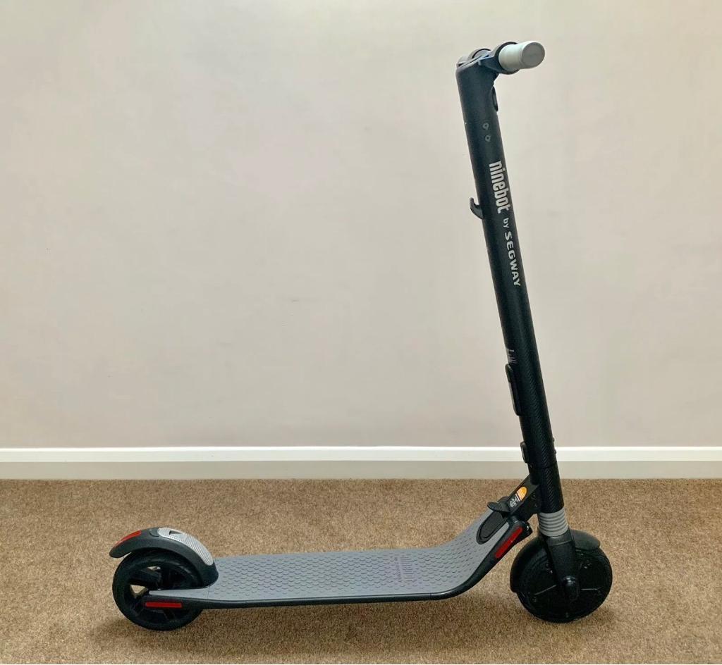 electric scooter segway ninebot es2 in kennington. Black Bedroom Furniture Sets. Home Design Ideas