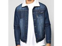 Denim jacket medium