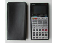 Casio fx-7000GA graphing scientific programmable calculator