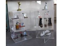 Display Cases / Cabinet's
