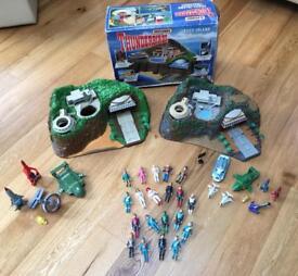 Thunderbird bundle - vintage and new