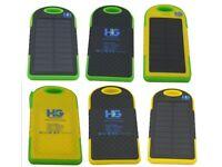 Power Bank Solar Charger 4000 mAh