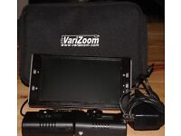 Varizoom Field Monitor 2batteries and charger all cables