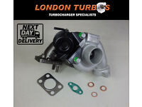 Citroen Ford Fiat Peugeot 1.6L 90HP 66KW 49173-07508 Turbocharger