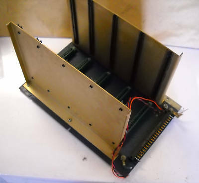 Elox Card Rack Chassis 320133 001 320009-2 Edm Tooling