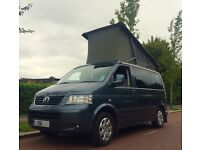 2008 VW T5 CALIFORNIA SE 2.5 TDI 174BHP 59000 MILES FVWSH REDUCED BY £1000 FROM £29998 TO £28998