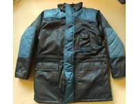 SIOEN Large Parker Vermont Freezer cold store jacket