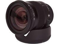 Sigma 17-70mm f/2.8-4 DC OS HSM Contemporary Lens - Nikon Fit
