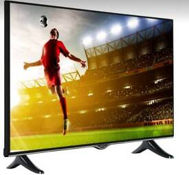 """BRANDNEW! 55"""" 4K UHD Smart TV with Freeview Play"""