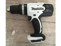 MAKITA DHP453RFW 18V combi drill unit only, Hardly used. UNIT ONLY !! NO OFFERS !!